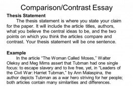 016 Write My Sample Comparative Essay Introduction Writing Portfolio With Mr Butner Due Date Compare Contrast How To Conclude And Fantastic A Start Comparison Begin