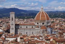 017 1200px View Of Santa Maria Del Fiore In Florence Landscape Architecture Essay Stunning Argumentative Topics 320