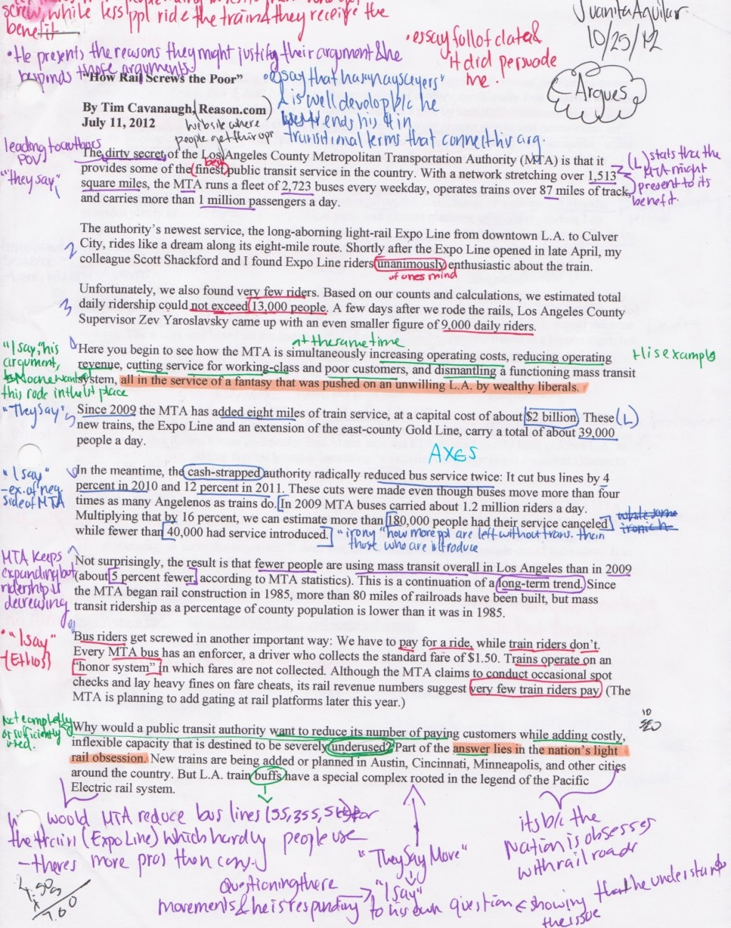017 Annotation2 Essay Example How Tonotate Wondrous To Annotate An A Movie In Critical Large