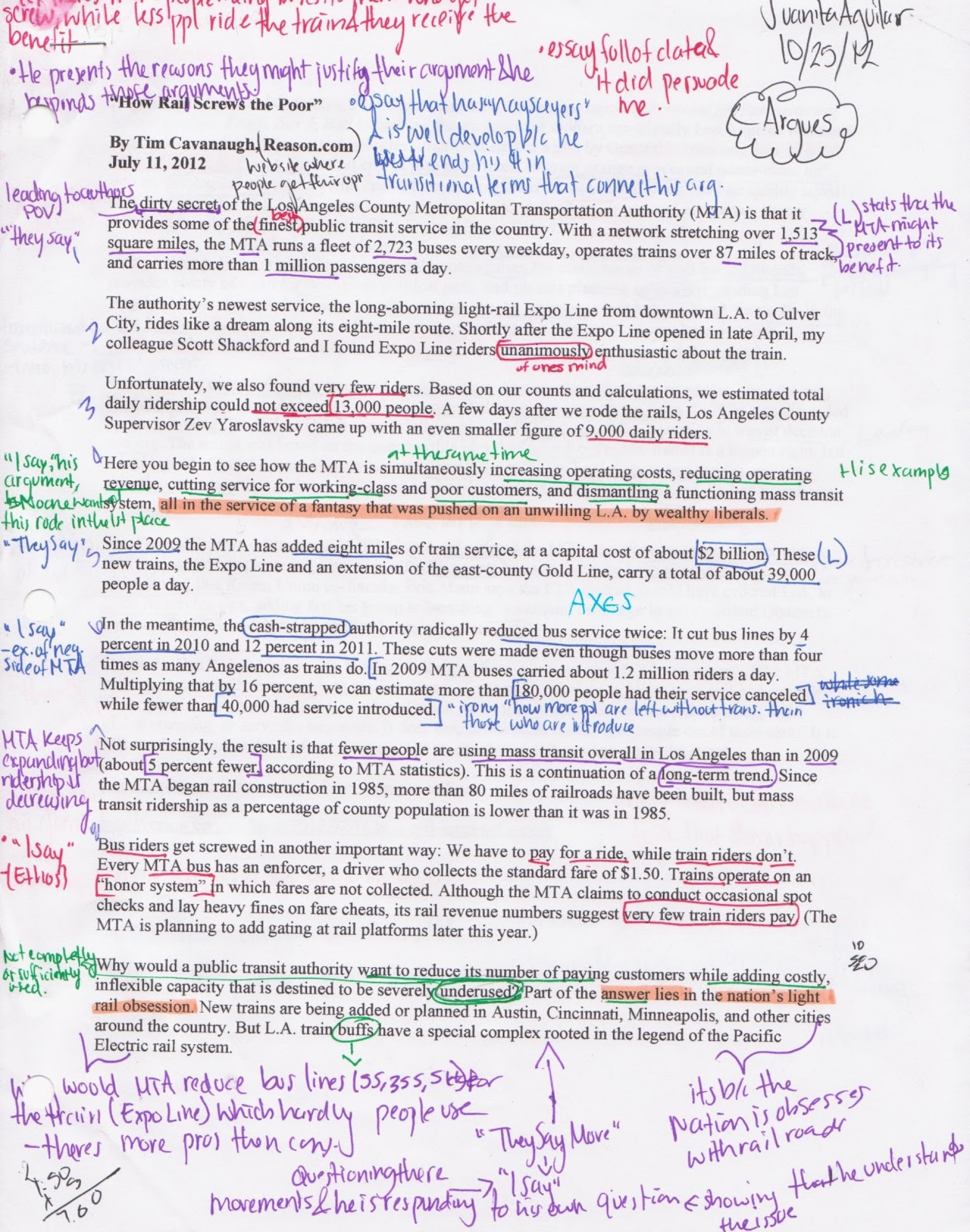 017 Annotation2 Essay Example How Tonotate Wondrous To Annotate An A Movie In Critical 1920
