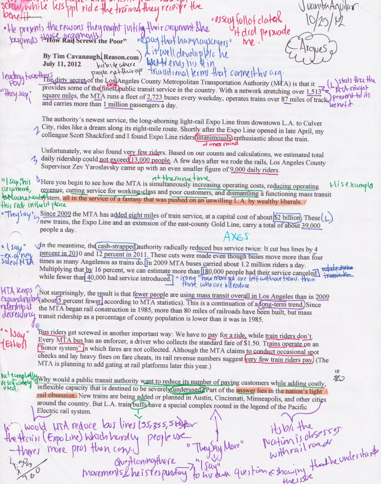 017 Annotation2 Essay Example How Tonotate Wondrous To Annotate An A Movie In Critical Full