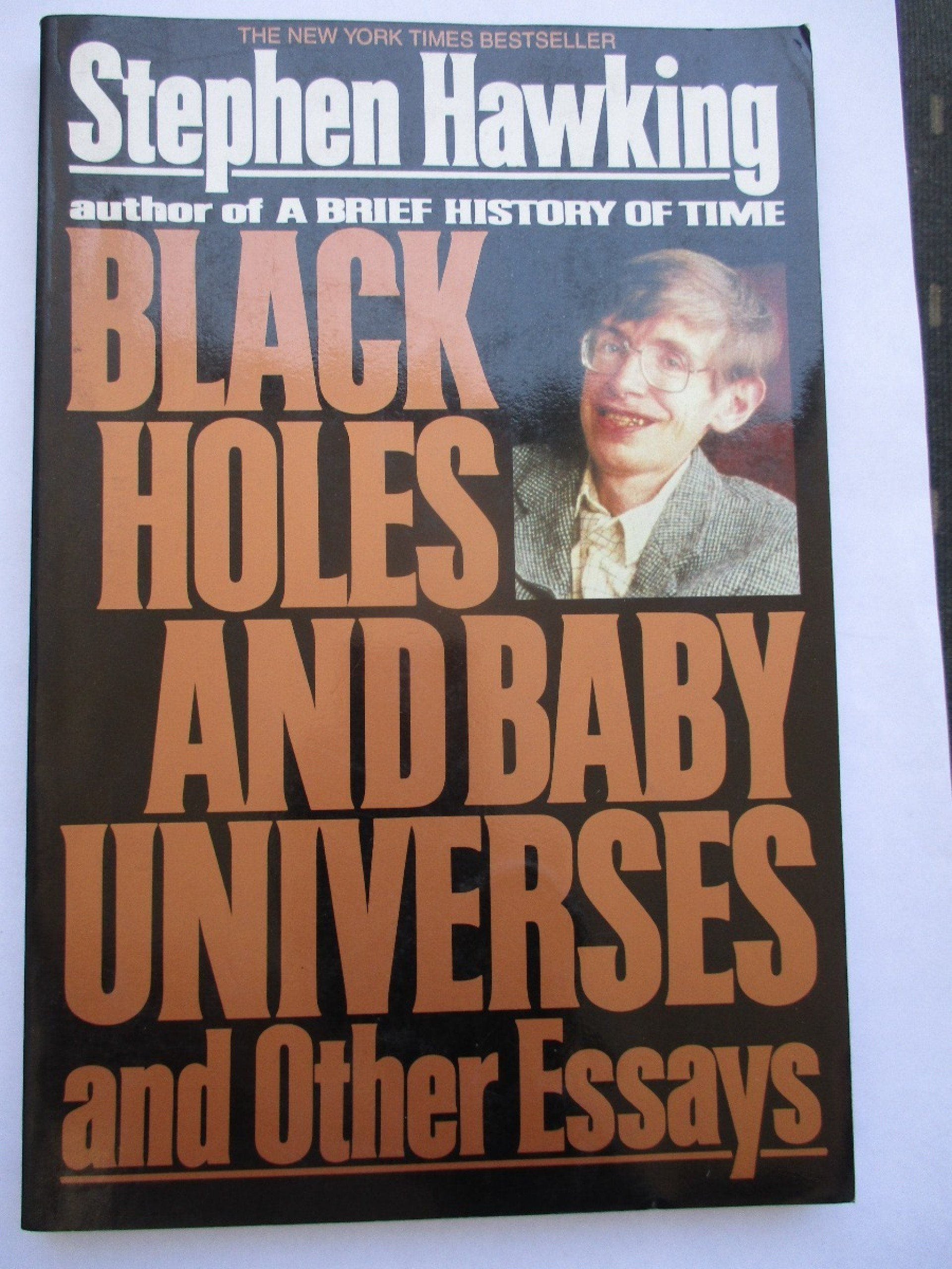 017 Black Holes And Baby Universes Other Essays Essay Example Stephen Hawking D Nq Np 965748 Mlc27099404600 032018 Unique Review Ebook Free Download Amazon 1920