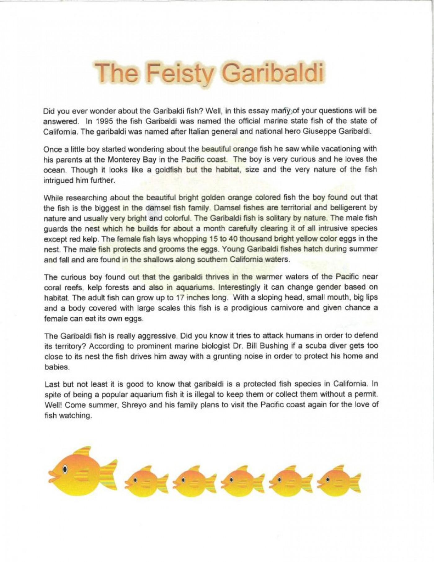 Free Essay: Fish Cheeks