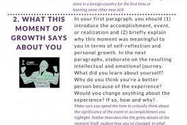 017 Common App Brainstormprompt Essay Prompt Unusual Examples 6 1 Sample