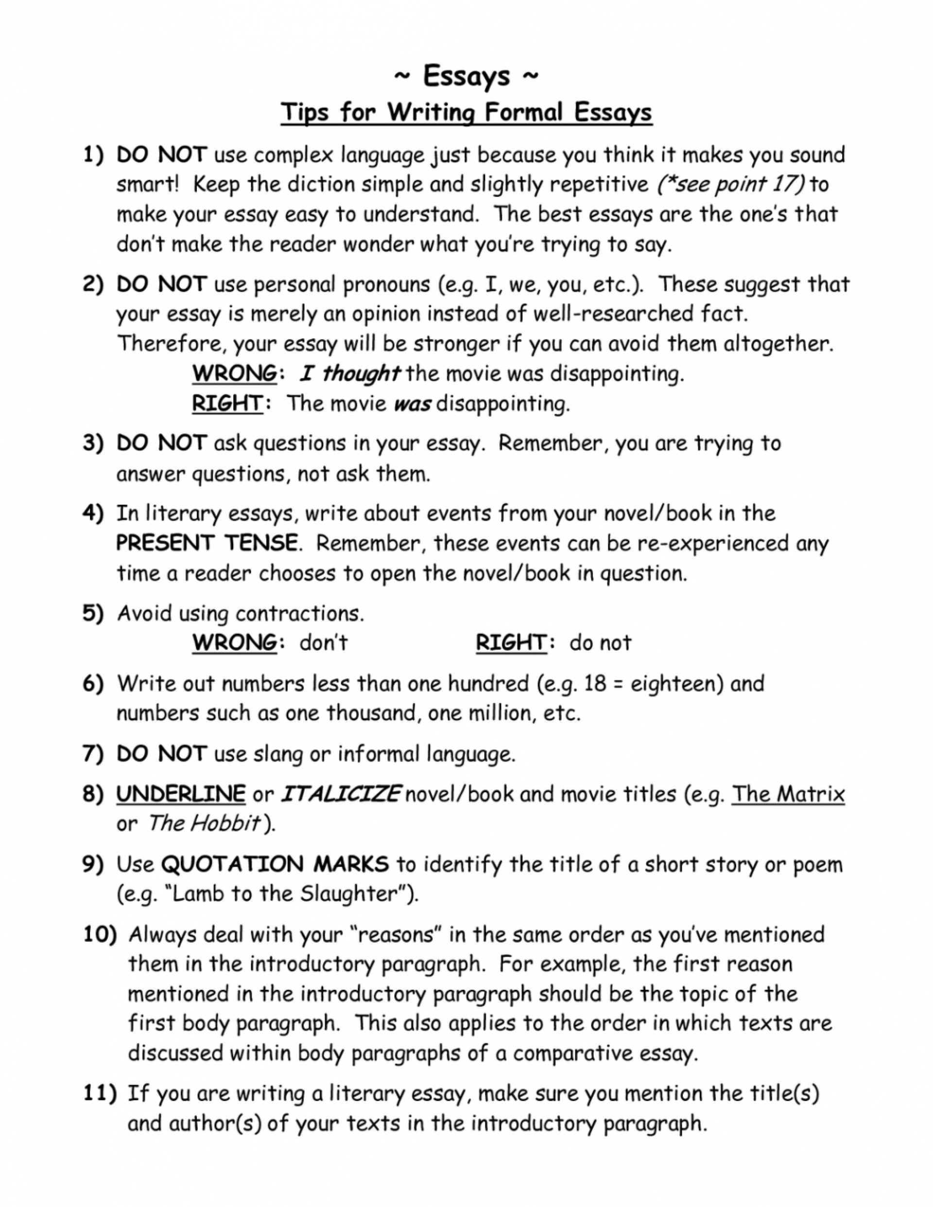 017 Discover What Not To Do When Creating School Essay Easy Way Write An On Book Books 1048x1356 Excellent Argumentative How Analytical Example In Ielts Task 2 1920