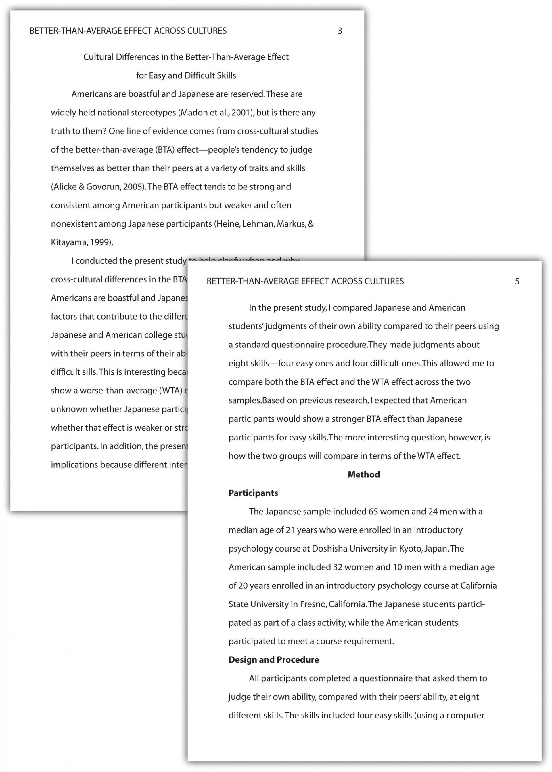 017 Essay Example Apa Best Template Outline Style Structure Format Word 2007 1920