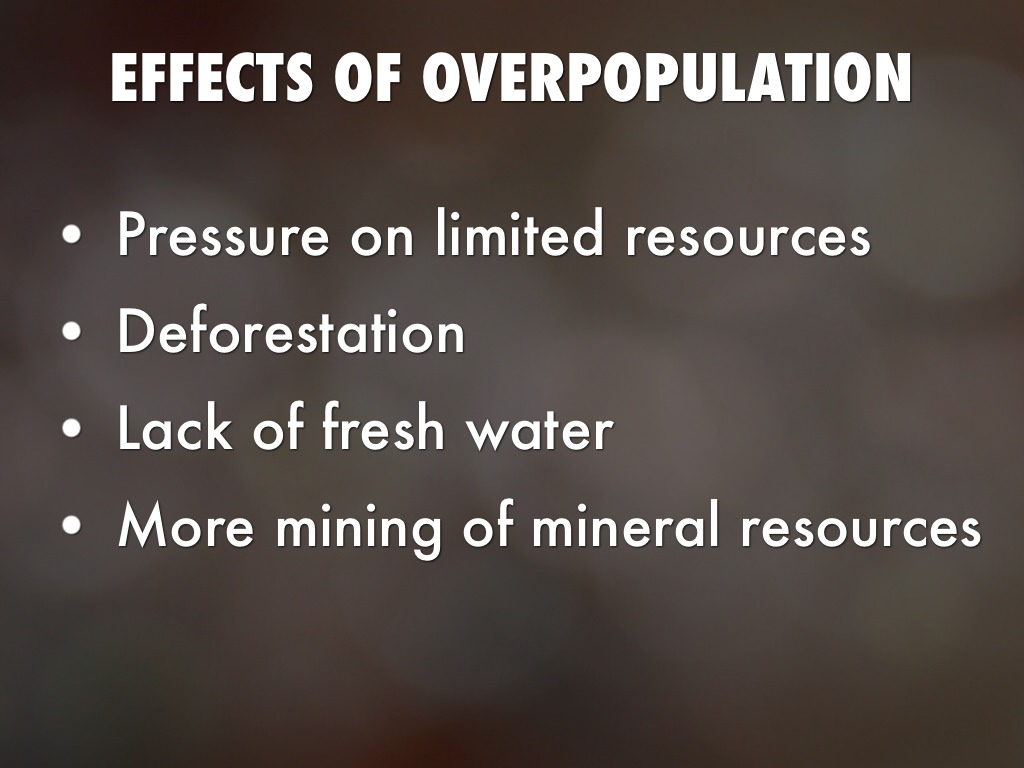 017 Essay Example Cause And Effect Of Remarkable Overpopulation Full