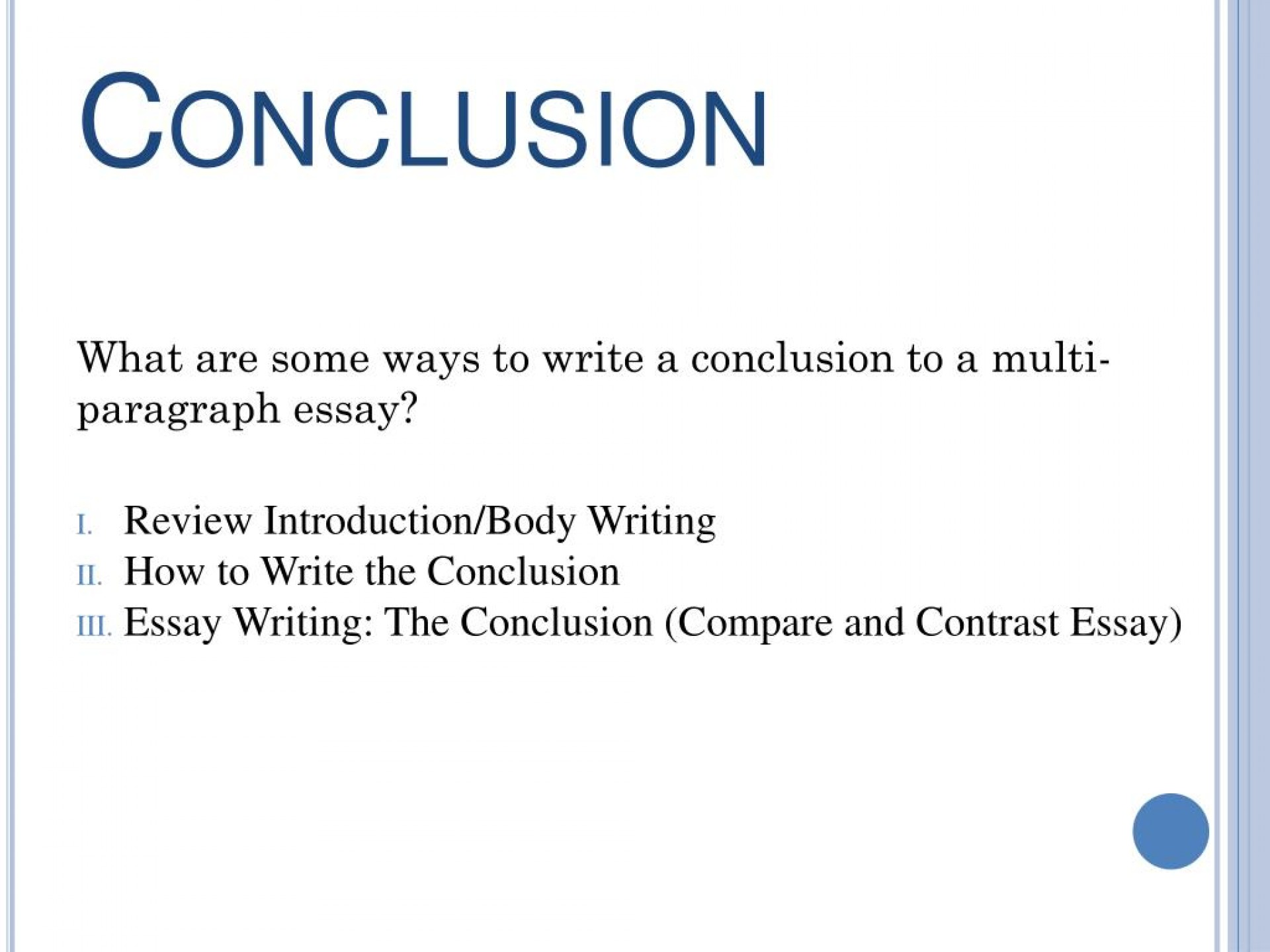 017 Essay Example Conclusion Of An Surprising Words To Start The A Reflective Examples Argumentative Sample 1920
