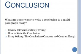 017 Essay Example Conclusion Of An Surprising About Racism Argumentative Outline Yourself