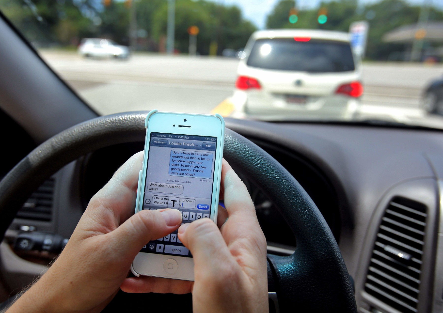 017 Essay Example Distracted Driving Texting Fascinating Canada Conclusion Informative Full