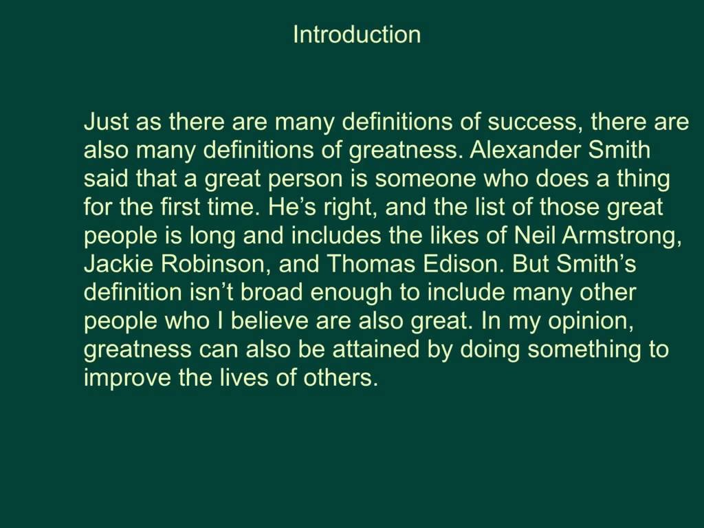 017 Essay Example Expository Samples What Is Examples Maxresde How To Write Impressive Theme High School For 7th Grade Large