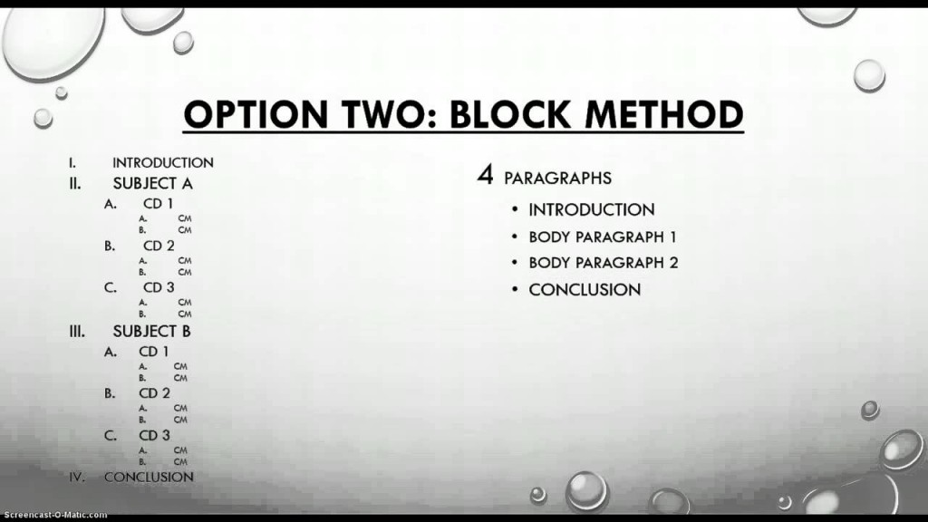 017 Essay Example Maxresdefault How To Outline Compare And Awesome A Contrast Create An For Large