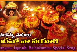 017 Essay Example Maxresdefault On Bathukamma In Dreaded Telugu Short Language