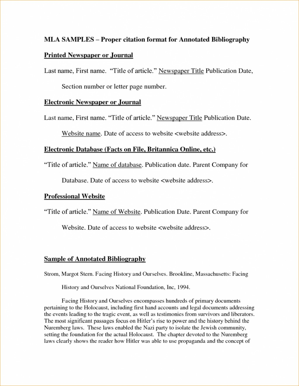 017 Essay Example Mla Format In Narrative Annotated Bibliography Template With Cover Page Title Works Cited Argumentative Persuasive Pdf 1048x1356 Beautiful Sample 2017 Comparison Large