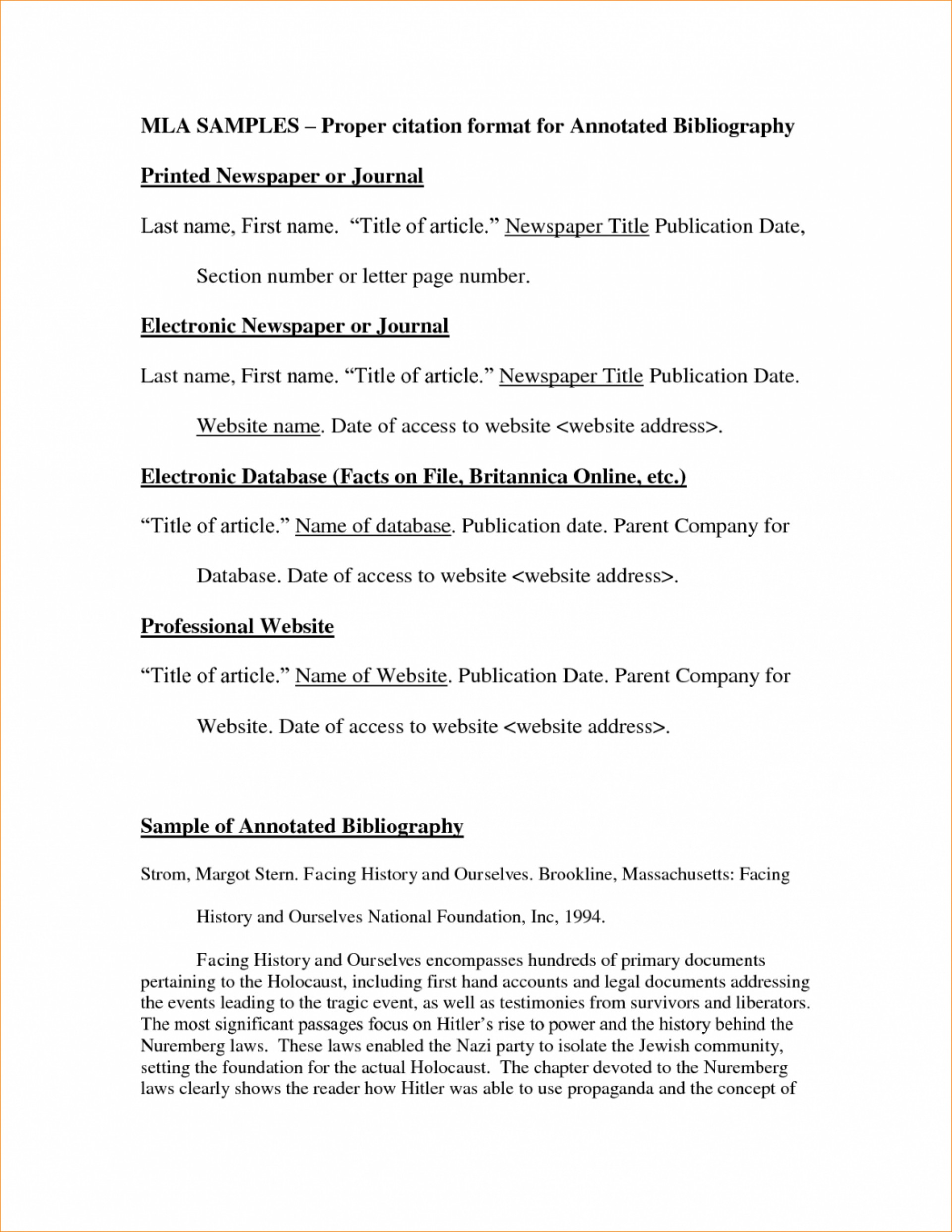 017 Essay Example Mla Format In Narrative Annotated Bibliography Template With Cover Page Title Works Cited Argumentative Persuasive Pdf 1048x1356 Beautiful Sample 2017 Paper 1920
