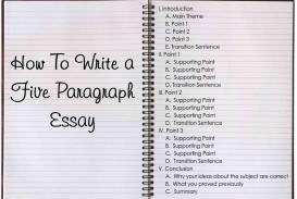 017 Essay Example Paragraph High Sensational 5 School Pdf Template For