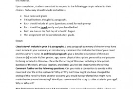 017 Essay Example Paragraph Writing Prompts Middle School 006993769 1 Incredible 5