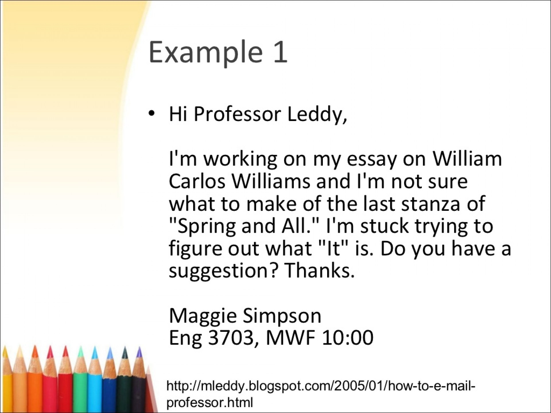 017 Essay Example Professor Slide Amazing Teaching College Writing On My In French 1920
