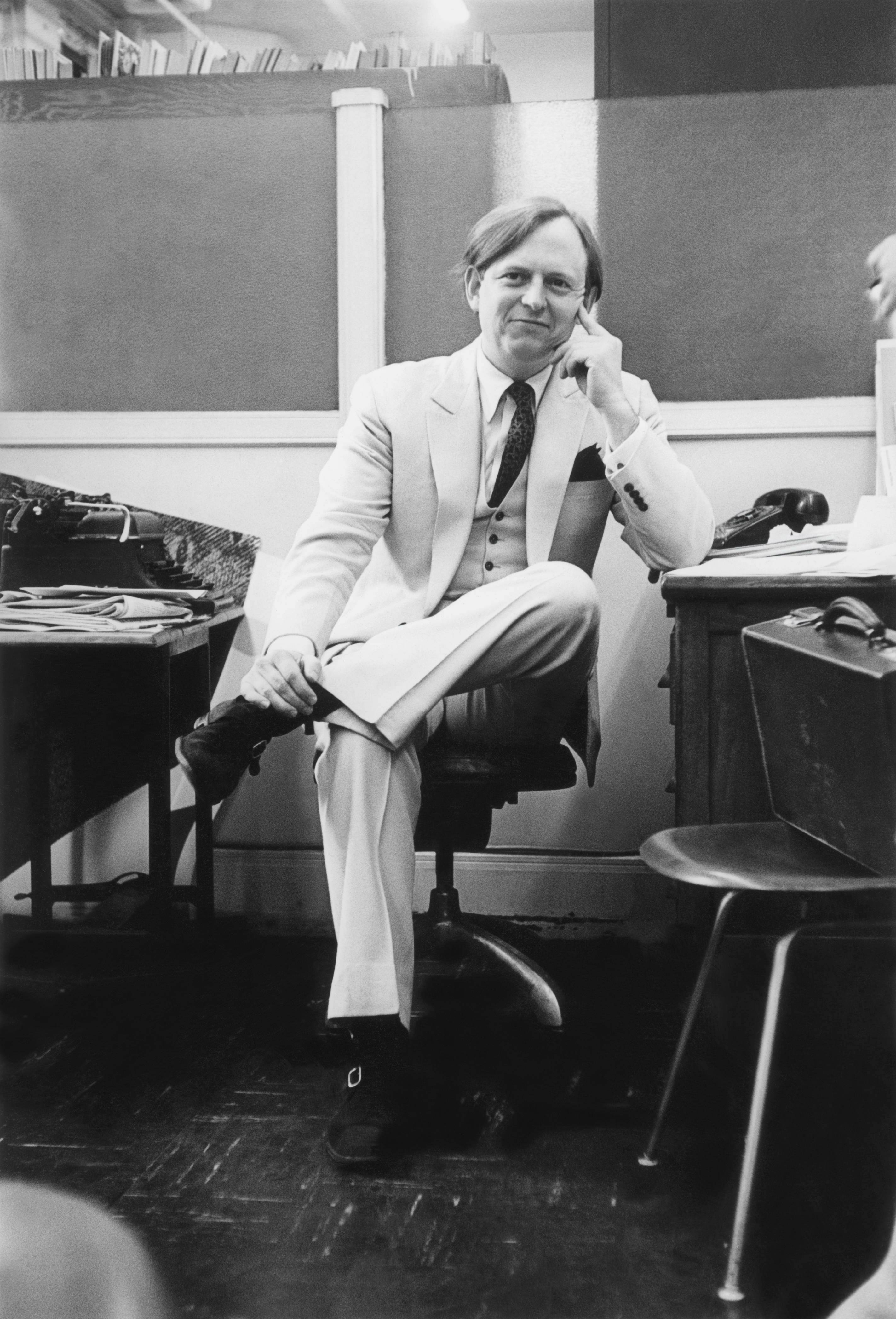 017 Essay Example Tom Wolfe Essays Gettyimages Impressive That Popularized A Phrase 70s Full