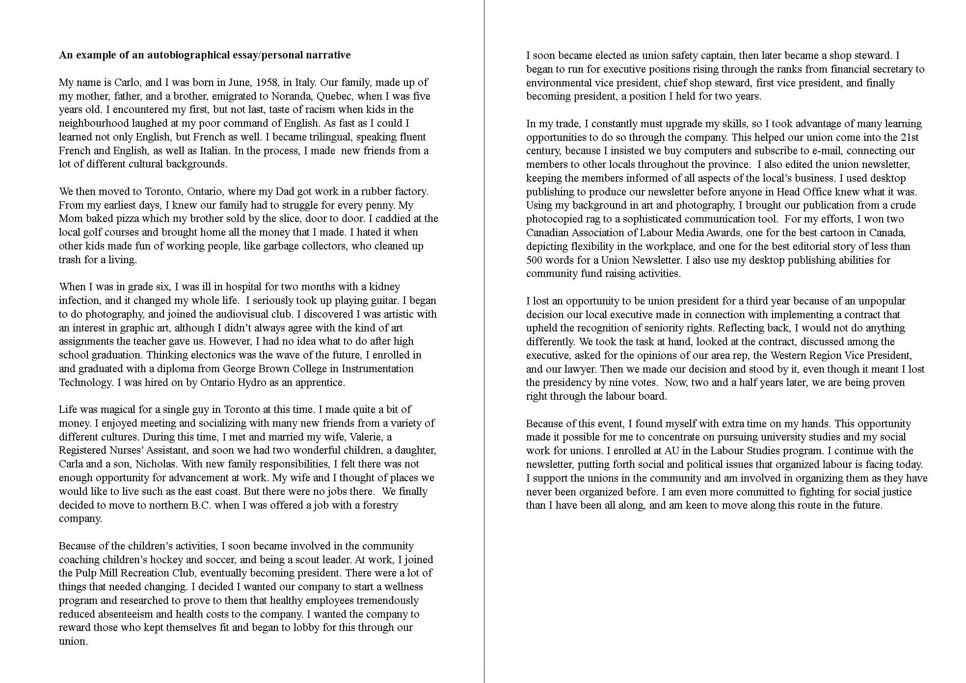 017 Essay Sample Essayss Striking Essays Examples Tagalog Argumentative Pdf Samples Full
