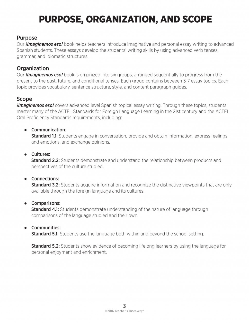 017 Essay Spanish Book Report Template In High Quality Templates Teaching Writing New Essays Imaginemos Eso Guided Books Phrases Write Your Google Translate An Tips My How To About Marvelous Urban Dictionary Joke Spanishdict Large