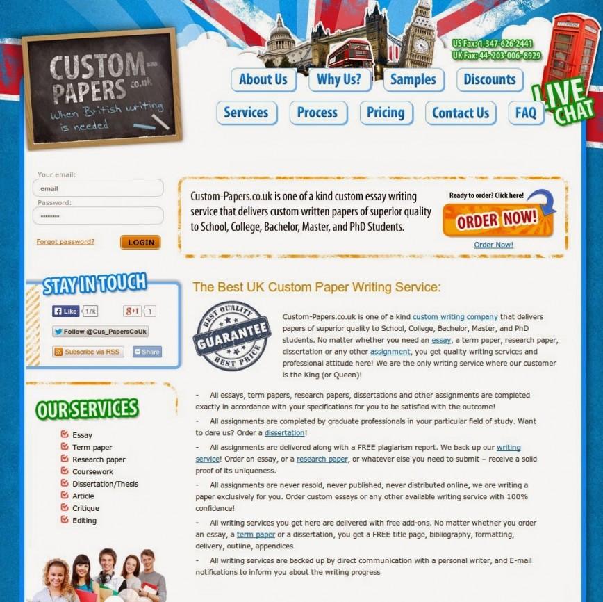 017 Essay Writing Companies Uk Top Custom Website Usa Sites Websites