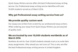 017 Essay Writing Company Professionalessaywritingservicequickessaywriterswww Thumbnail Frightening In Interview Help Illegal