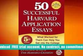 017 Essays 4th Edition Essay Example 1280x720 Phenomenal 50 Successful Harvard Application Pdf A Portable Anthology Answers Free