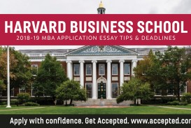 017 Hbs Essay Tips And Deadlines Awful Advice