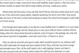 017 High School Persuasive Essay Topics Sample Essays