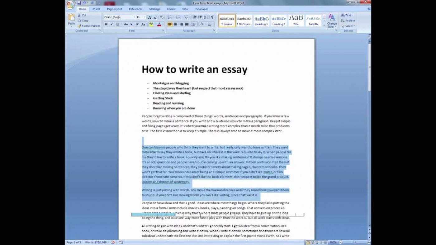 017 How Long Is Word Essay Maxresdefault Incredible 1000 Many Pages Single Spaced A Handwritten Approximately 1400
