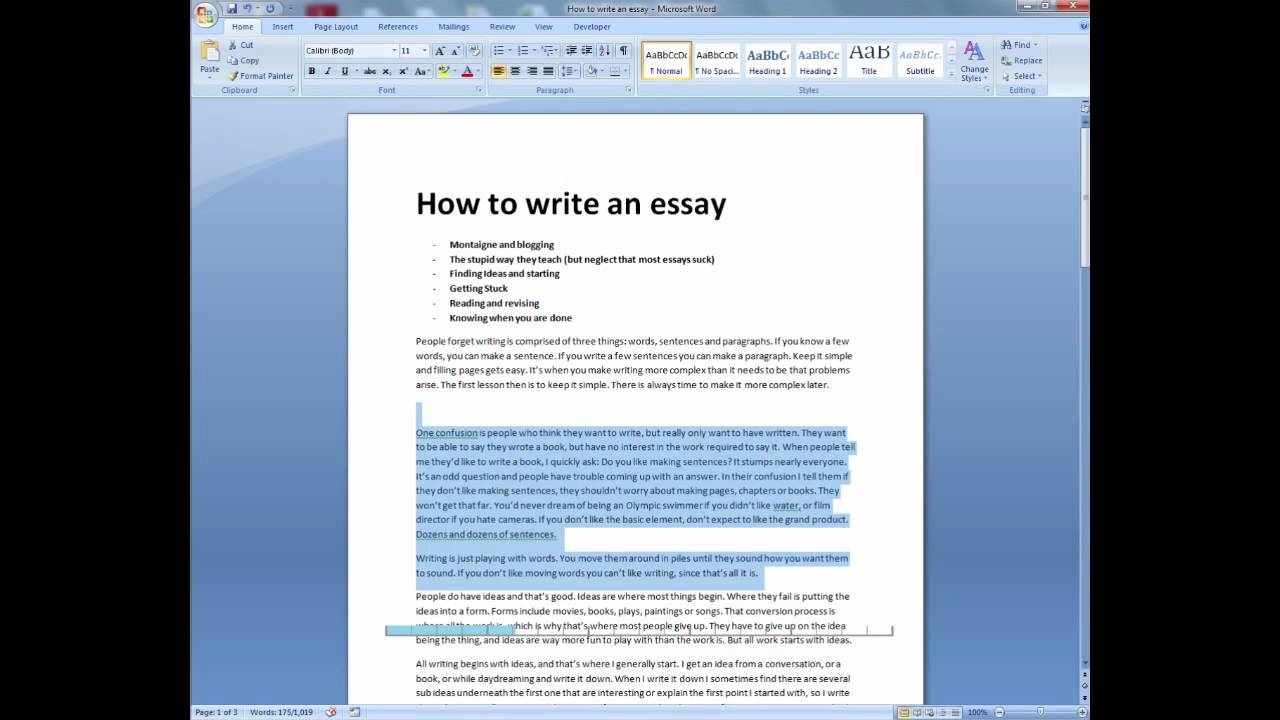 017 How Long Is Word Essay Maxresdefault Incredible 1000 Many Pages Single Spaced A Handwritten Approximately Full