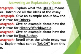 017 How To Use Quote In Essay Explaining An Makes Of Footnotes Sl Quotes Sources Tok Introduce Exceptional A Do You Block Put Introduction Analytical