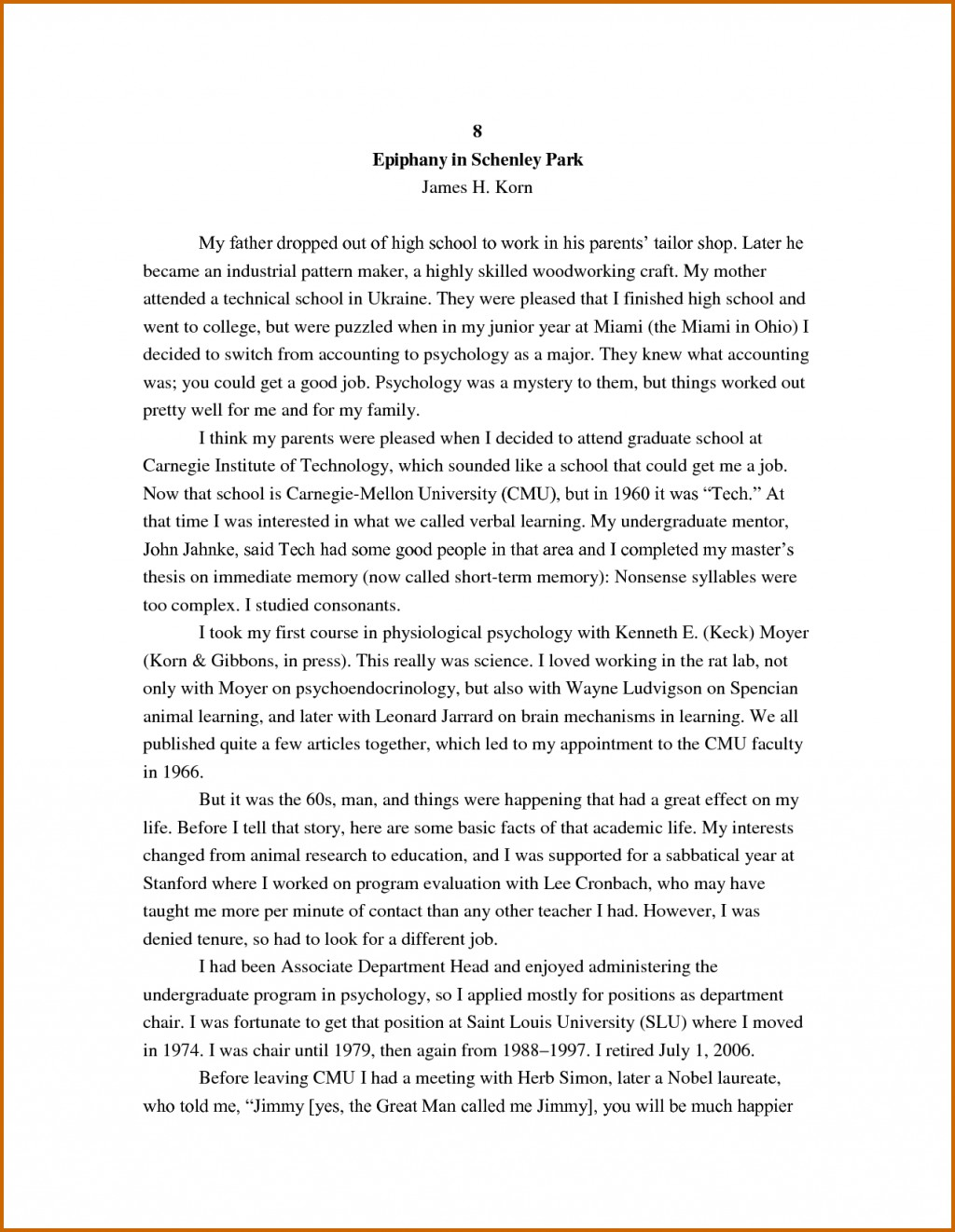 017 How To Write An Autobiographical Essay Autobiography For College Incredible Graduate School Example A Job Large