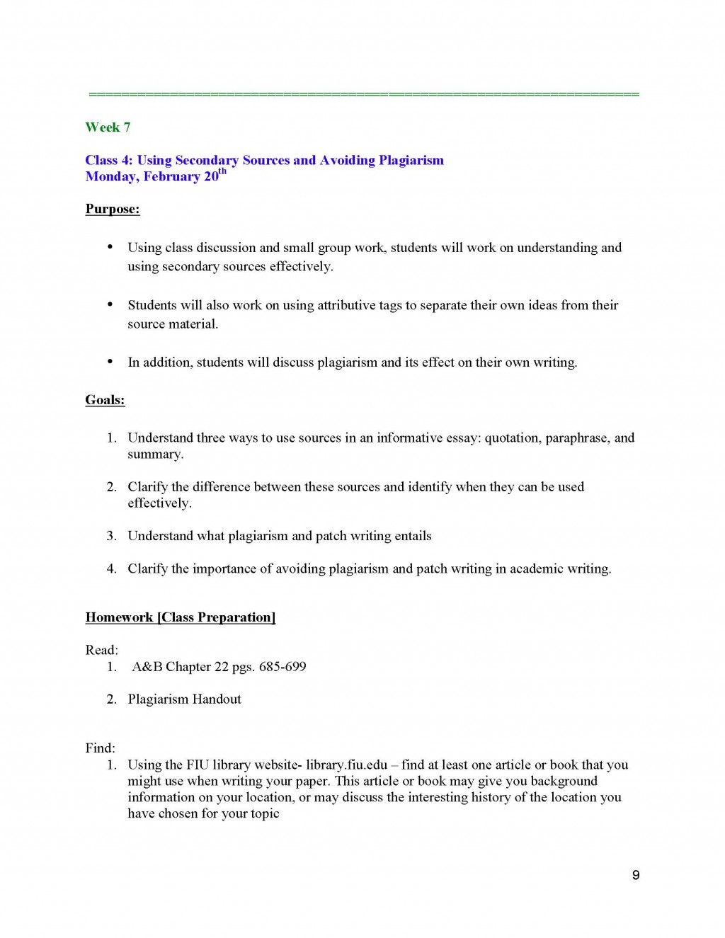 017 Informative Essay Thesis Example Unit 2 Plans Instructor Copy Page 09 Unusual Template How To Write An Statement Large