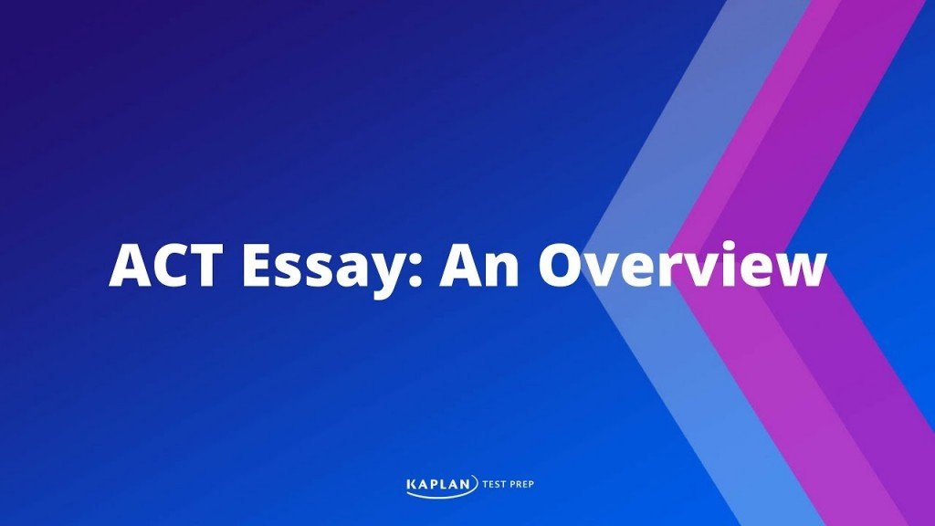017 Maxresdefault Essay Example Act Incredible Tips Prepscholar Large