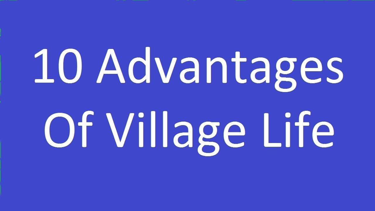 017 Maxresdefault Essay Example Life In Impressive A Village On Indian English Full