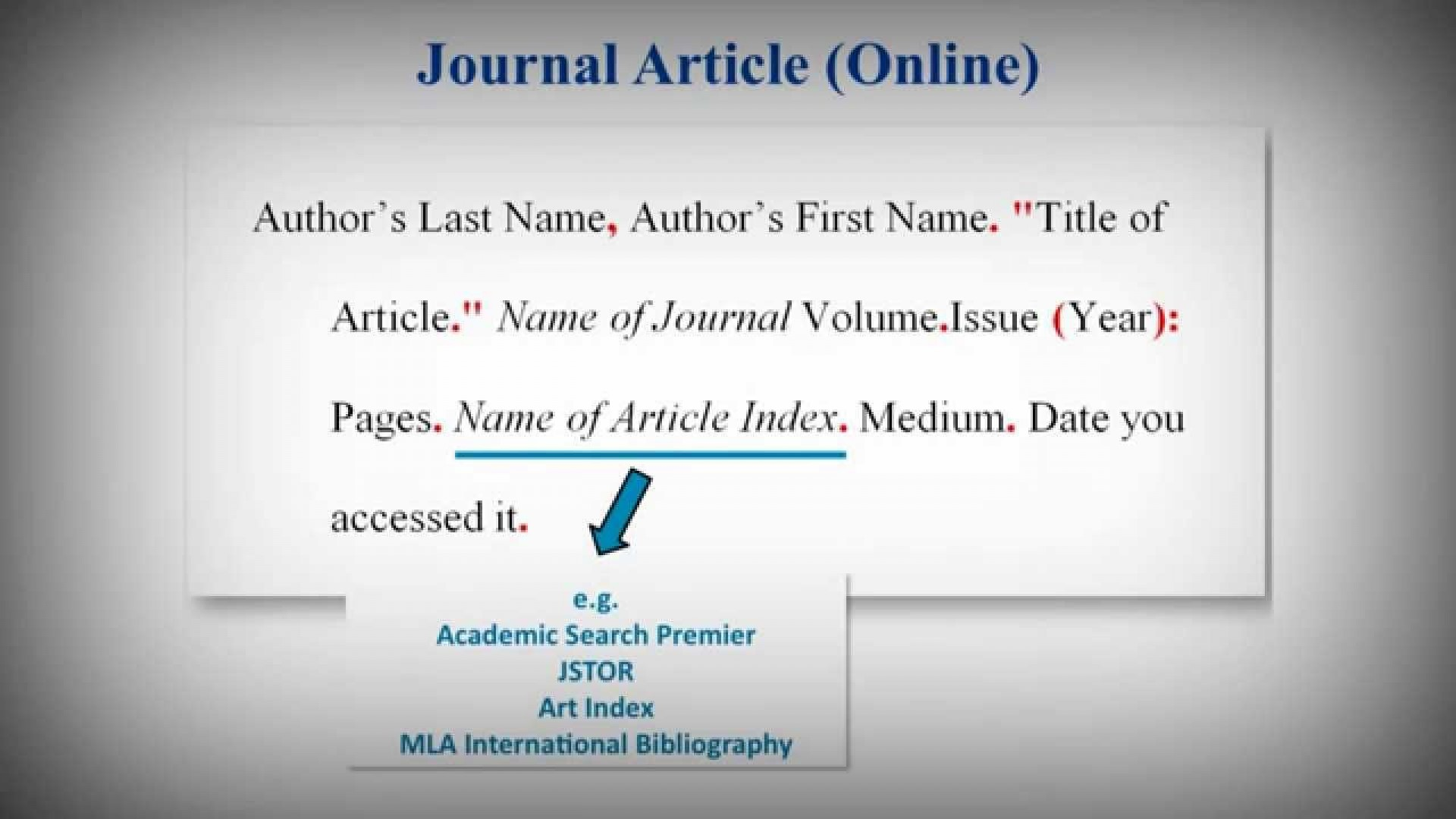 017 Maxresdefault How To Cite Articles In Essay Singular A Quote From An Internet Article Scholarly Text Mla Journal Paper Apa 1920