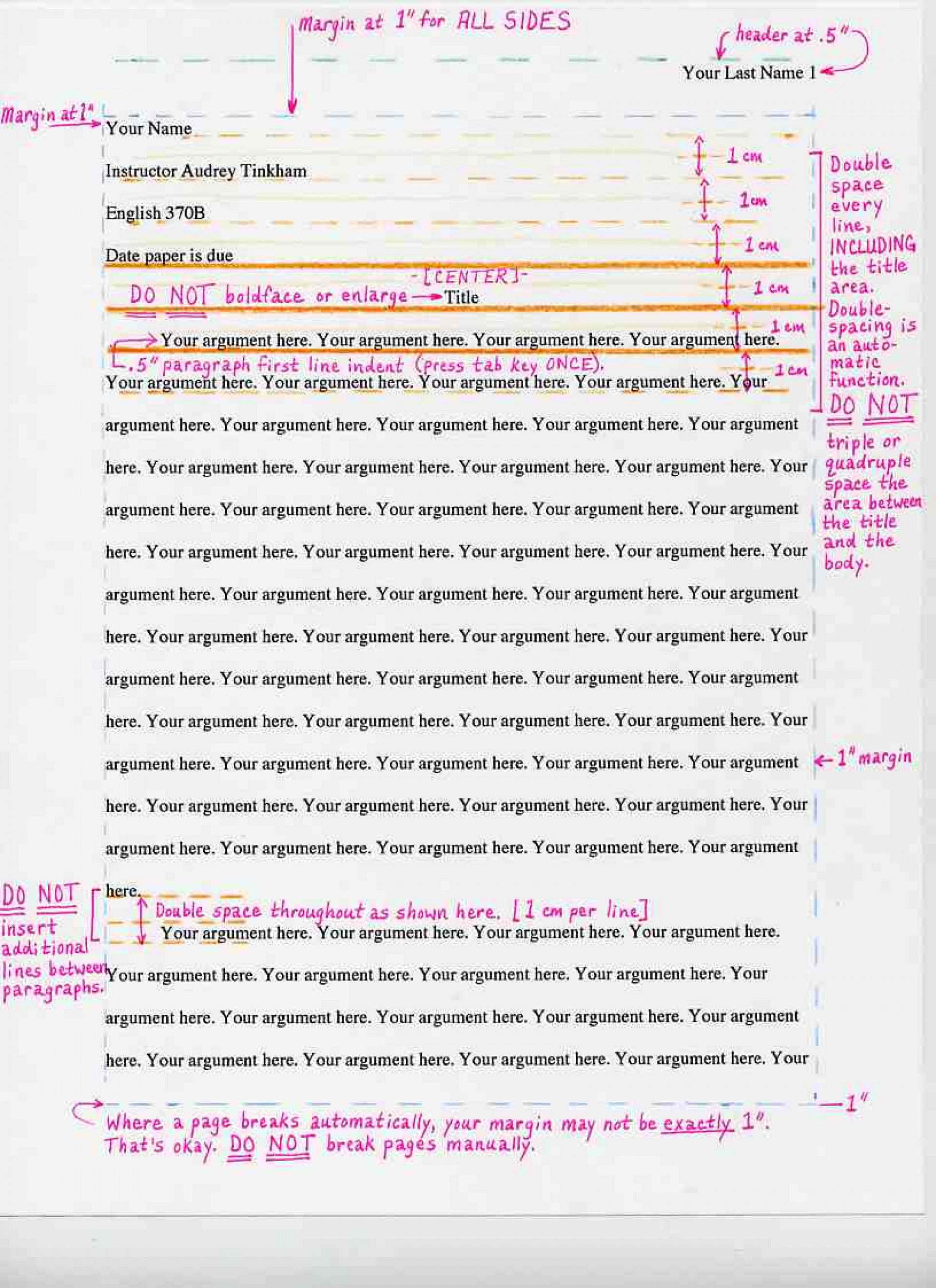 017 Mla Essay Example Magnificent Title Page Informative Outline Cite In Anthology 1920