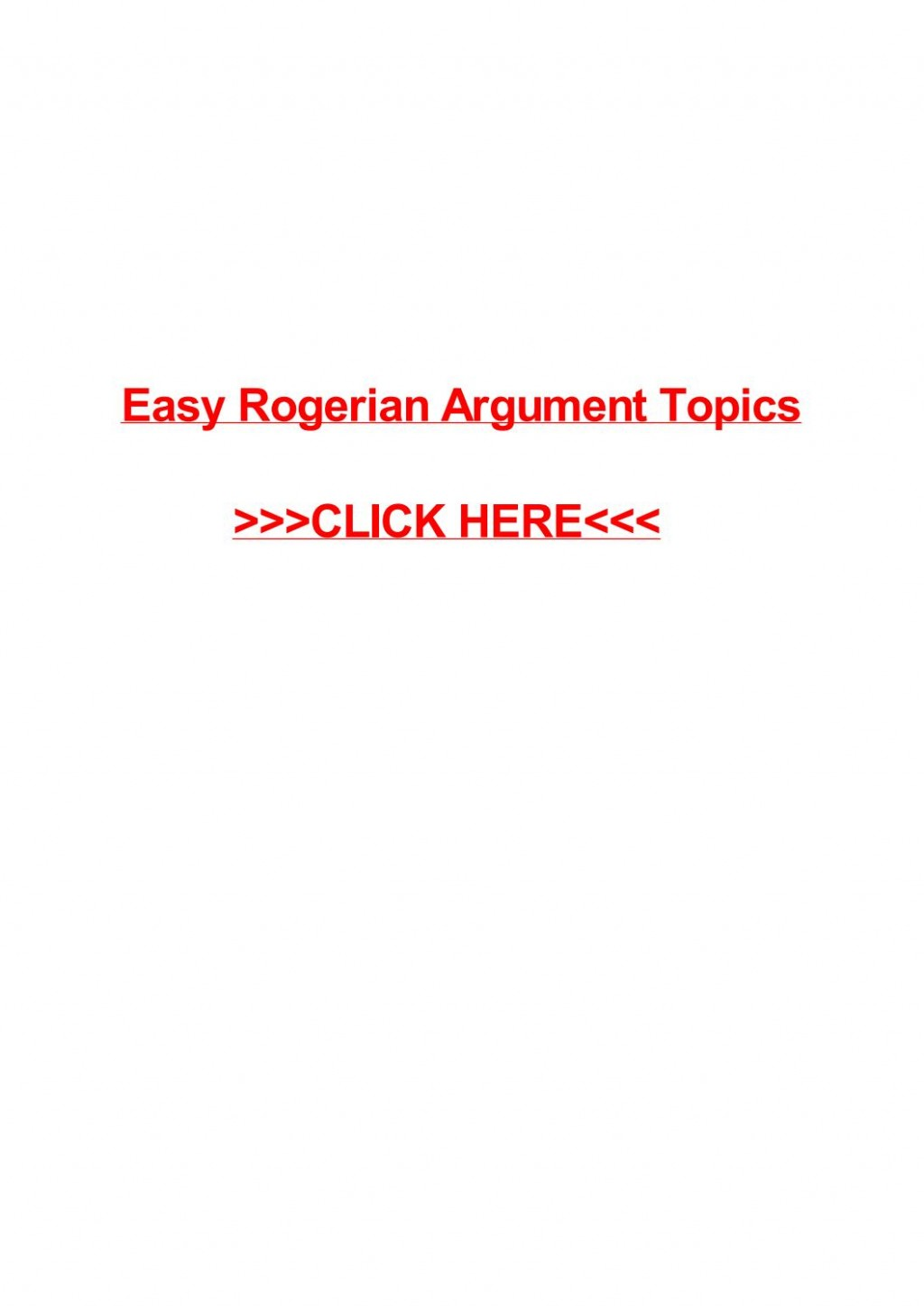 017 Page 1 Essay Example Rogerian Surprising Topics Paper Argument For College 2017 Large