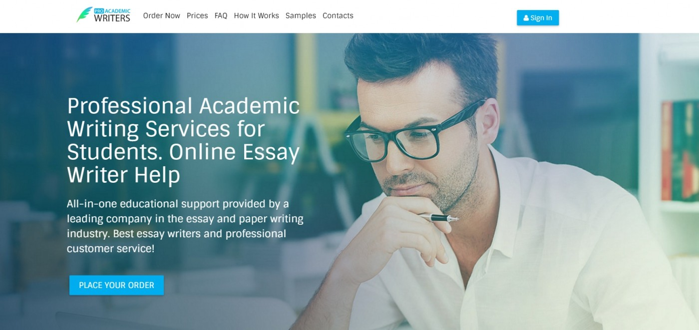 017 Pro Essay Writer Example Academic Sensational Discount Code Reviews 1400
