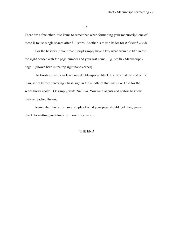 017 Proper Essay Heading How To Format Novel Manuscript Awesome Mla Writing Large