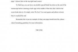 017 Proper Essay Heading How To Format Novel Manuscript Awesome Mla Writing