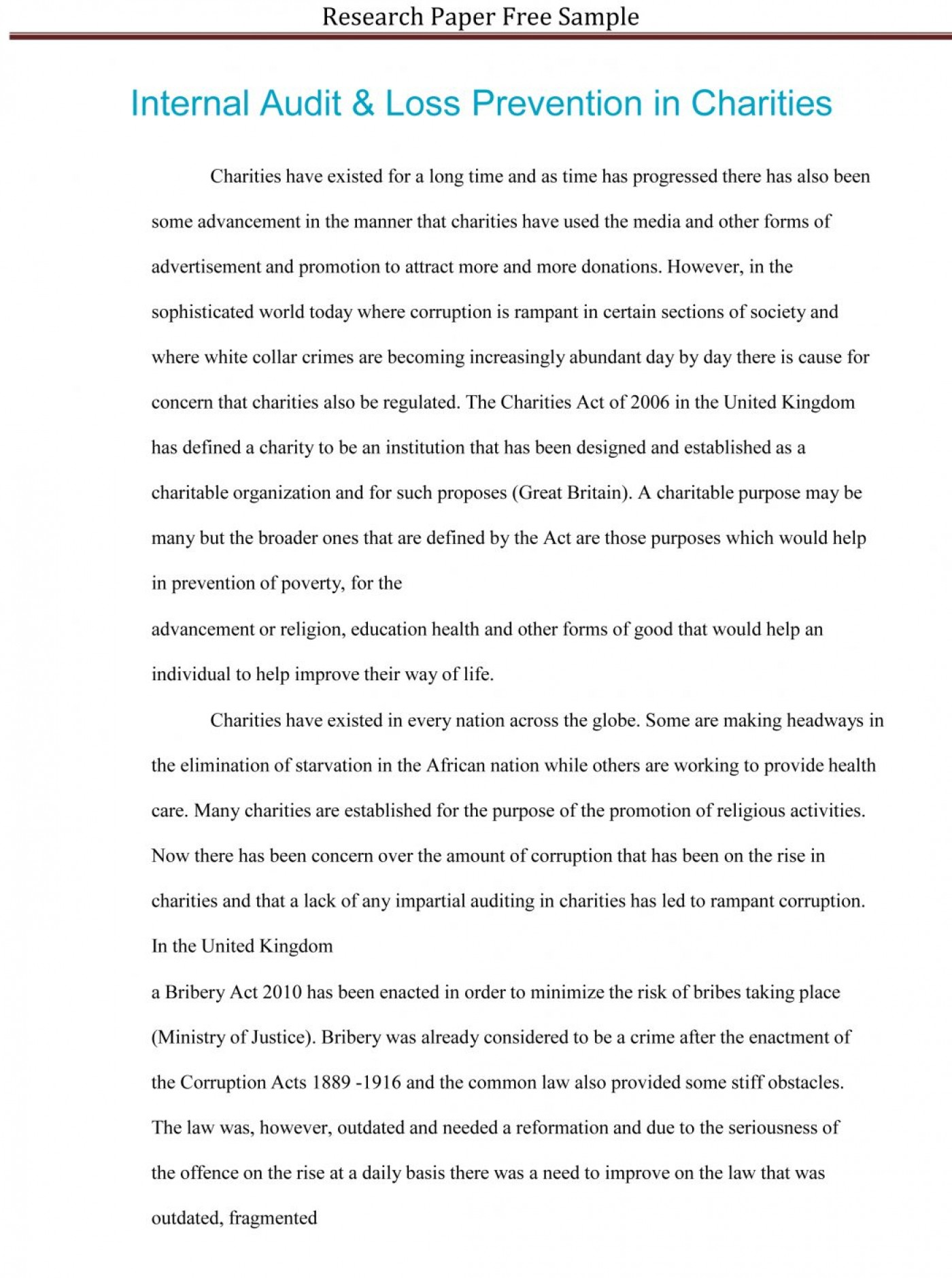 Act perfect essay