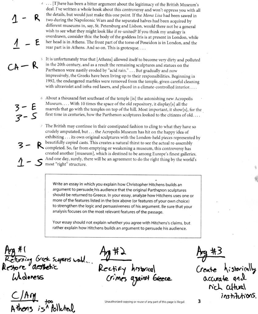 017 Sat Essay Sample Img103 839x1024 Wondrous Pdf Full