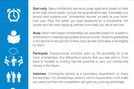 017 Scholarship Essay Contests Steps Students Should Know Before They Search For Stupendous Middle School High Seniors