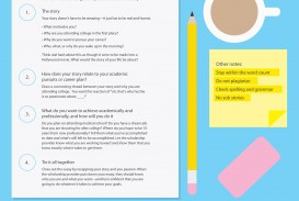 017 Scholarship Essay Tips Example Singular Gilman Psc Goldwater