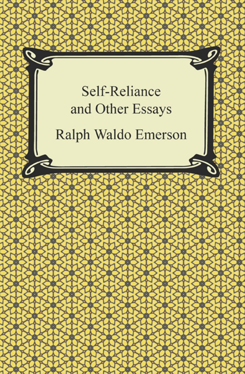 017 Self Reliance And Other Essays Essay Example Formidable Ralph Waldo Emerson Pdf Ekşi Large