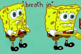 017 Spongebob Essay Meme Stirring Generator Font