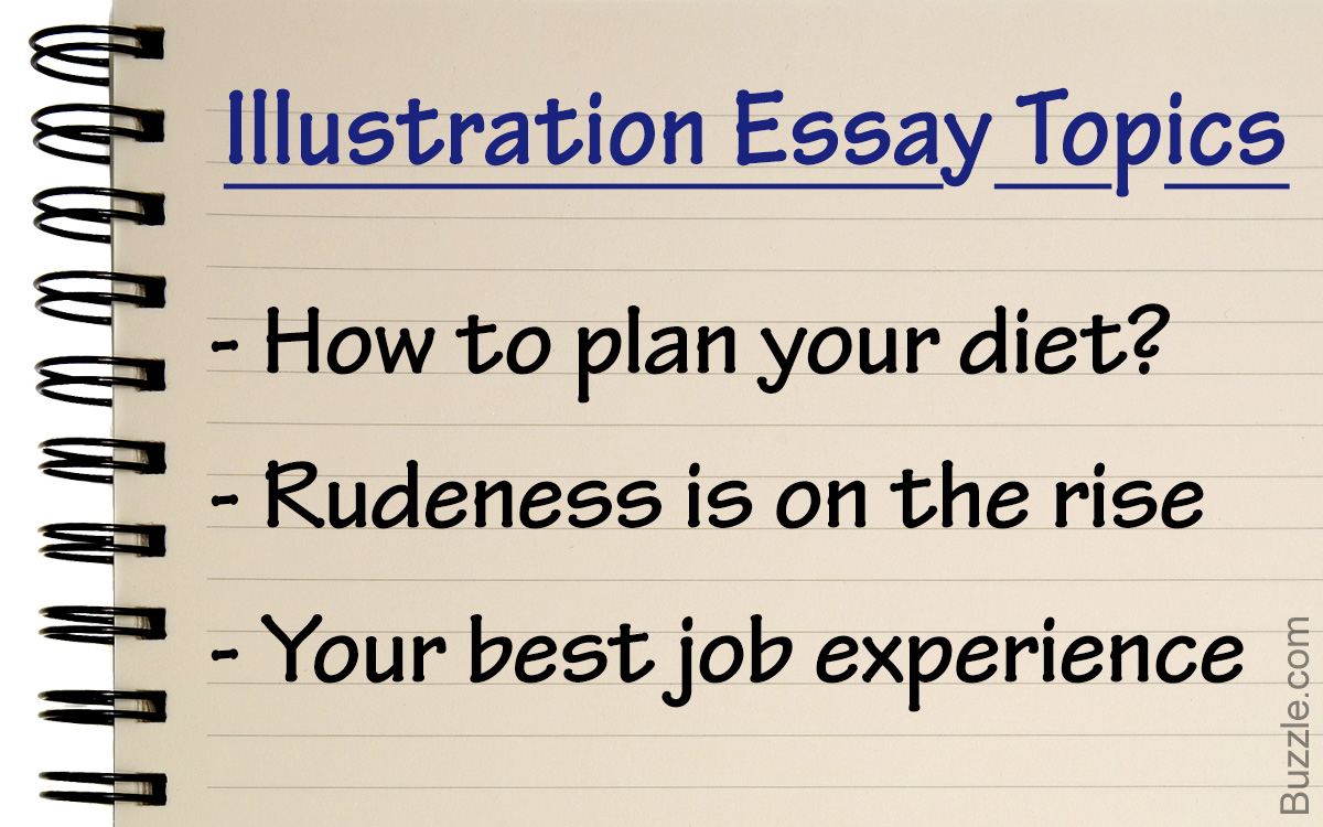 017 Topics For An Essay Unbelievable Interesting Expository Full